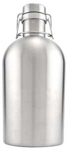 Growler inox 2 litri